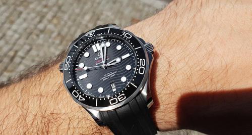 Omega Seamaster Diver 300M 210.32.42.20.01.001  - 4