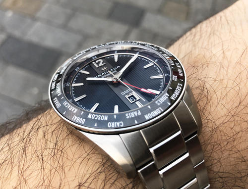 HAMILTON Broadway GMT Limited H43725131  - 4