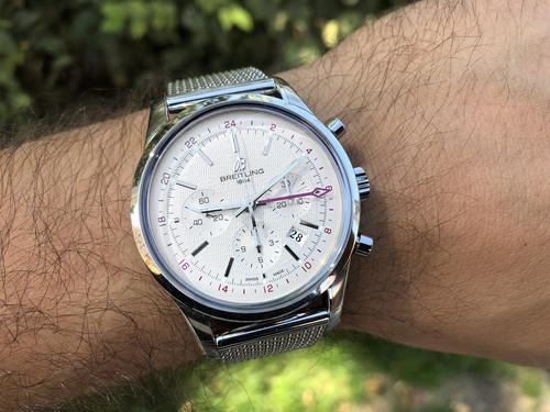 BREITLING TRANSOCEAN GMT limited AB045112/G772  - 4