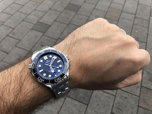 Omega Seamaster Diver 300M 210.30.42.20.03.001  - 4