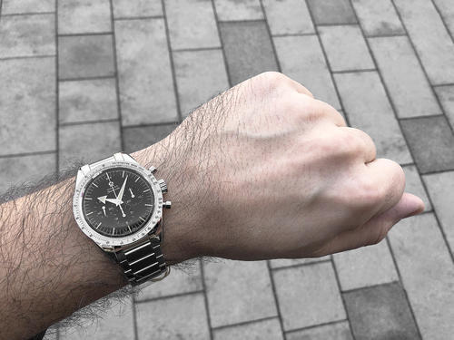 OMEGA Speedmaster '57 Chrono 38,6mm 311.10.39.30.01.001  - 4