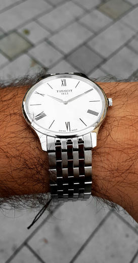 TISSOT TRADITION 5.5 T063.409.11.018.00  - 4