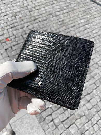 MONTBLANC peněženka Meisterstück Lizard 6cc 116293  - 4