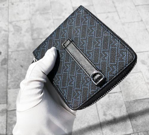 MONTBLANC M GRAM 4810 peněženka 8cc zips 127903  - 4