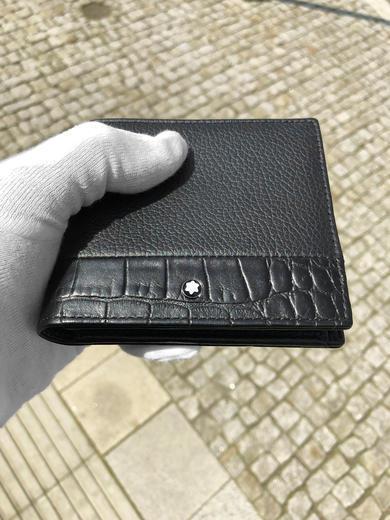 MONTBLANC peněženka Meisterstück Soft Grain 4cc 118758  - 4