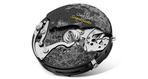 "OMEGA Speedmaster ""DARK SIDE OF THE MOON"" APOLLO 8 311.92.44.30.01.001  - 4"