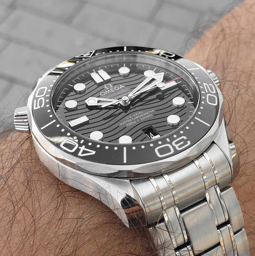 Omega Seamaster Diver 300M 210.30.42.20.01.001  - 4