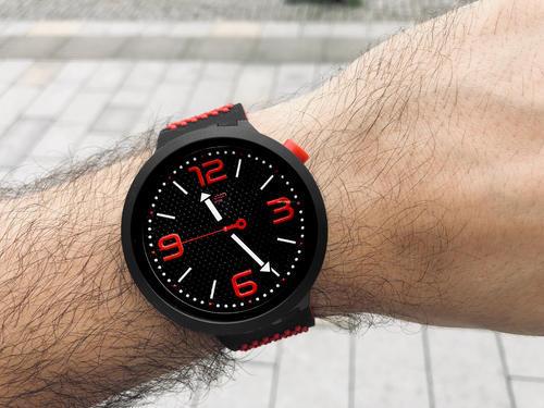 SWATCH hodinky SO27B102 BBBLOOD BIG BOLD  - 4