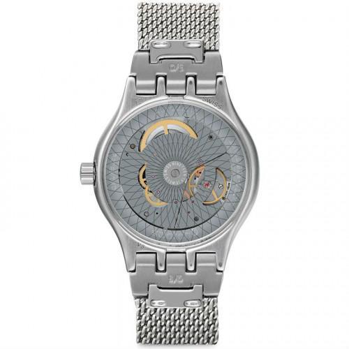 Swatch hodinky YIS418MA SISTEM MECHE  - 4