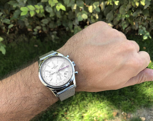 BREITLING TRANSOCEAN GMT limited AB045112/G772  - 5