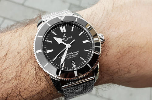 BREITLING SUPEROCEAN HERITAGE II B20 Automatic 44 AB2030121B1A1  - 5