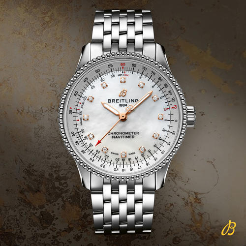 BREITLING Navitimer Automatic 35 LADY A17395211A1A1  - 5