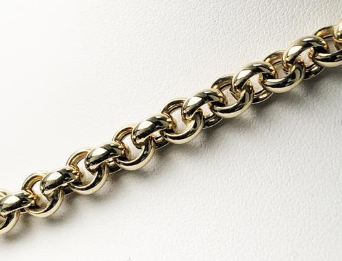 Zlatý náhrdelník 020849  - 5