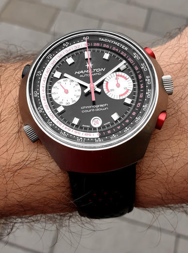 HAMILTON CHRONO-MATIC50 1969 H51616731  - 5