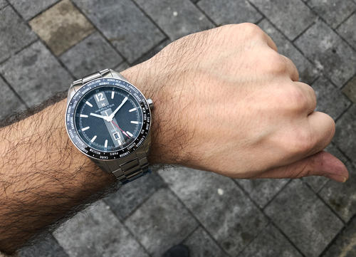 HAMILTON Broadway GMT Limited H43725131  - 5