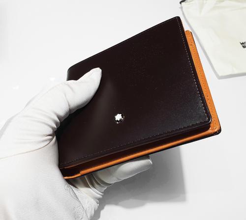 MONTBLANC peněženka Meisterstuck 4cc 118301  - 5