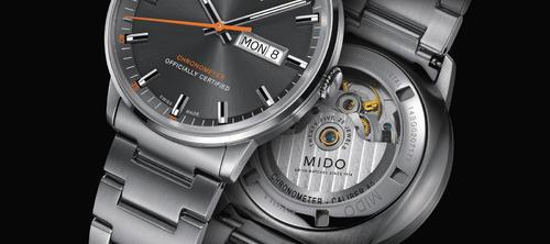 MIDO Commander M021.431.11.061.01  - 5