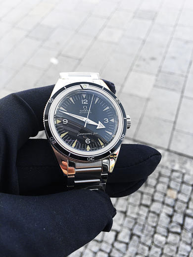 OMEGA Seamaster 300 The 1957 Trilogy limited edition 234.10.39.20.01.001  - 5