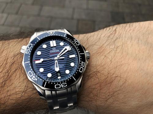 Omega Seamaster Diver 300M 210.30.42.20.03.001  - 5