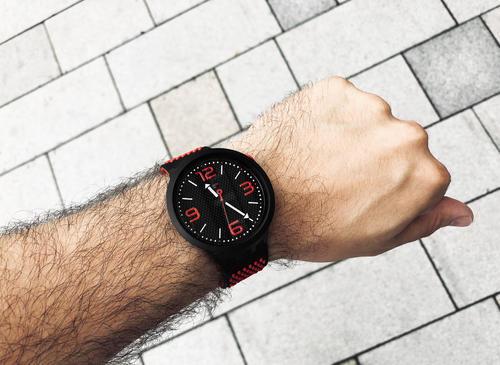 SWATCH hodinky SO27B102 BBBLOOD BIG BOLD  - 5