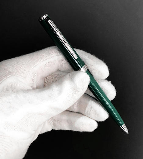 MONTBLANC PIX kuličkové pero Racing Green 128089  - 5