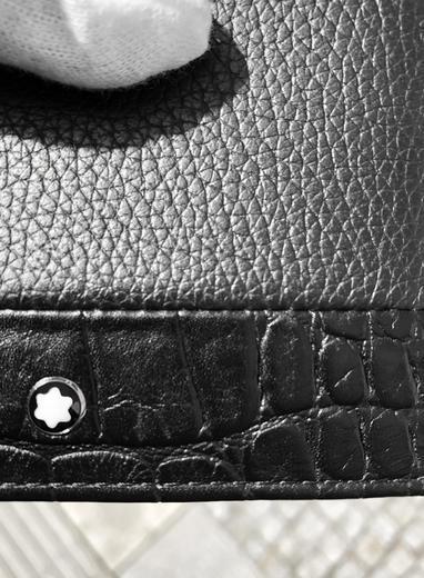 MONTBLANC peněženka Meisterstück Soft Grain 4cc 118758  - 5