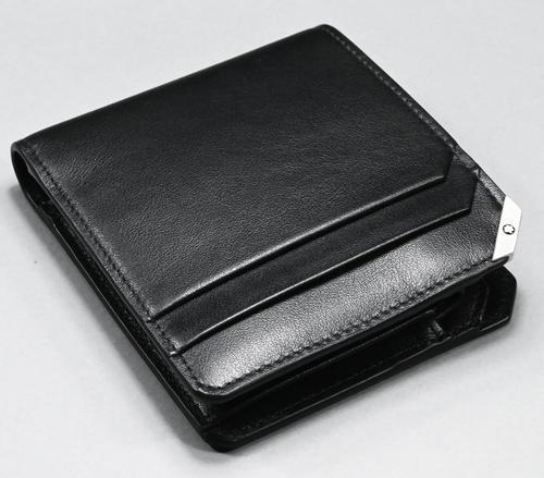 MONTBLANC peněženka 124094 Meisterstück Urban 4cc  - 5