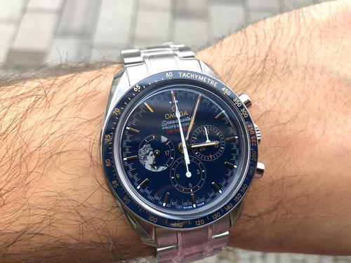 OMEGA SPEEDMASTER PROFESSIONAL Moonwatch Apollo XVII 311.30.42.30.03.001  - 5