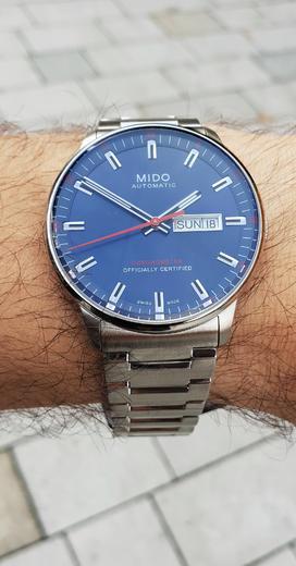 MIDO Commander M021.431.11.041.00 Chronometer  - 5