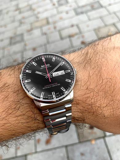 MIDO Commander M021.431.11.051.00 Chronometer  - 5