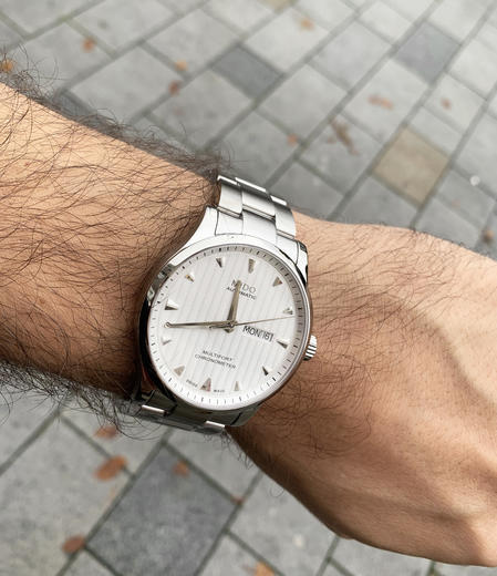 MIDO Multifort Chronometer M005.431.11.031.00  - 5