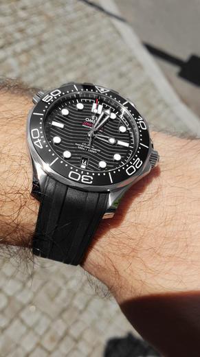 Omega Seamaster Diver 300M 210.32.42.20.01.001  - 5