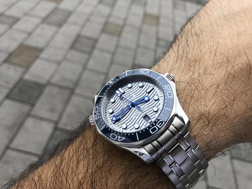 Omega Seamaster Diver 300M 210.30.42.20.06.001  - 5