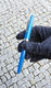 MONTBLANC PIX Petrol Blue Rollerball 119583 - 5/6