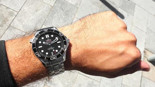 Omega Seamaster Diver 300M 210.30.42.20.01.001  - 5