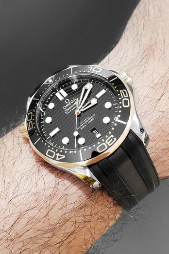 Omega Seamaster Diver 300M 210.22.42.20.01.001  - 5