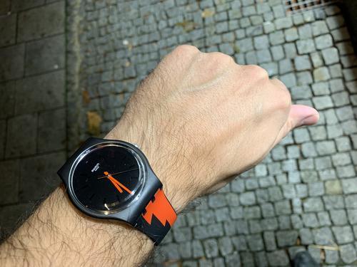 SWATCH hodinky SUOB167 SHEYENNE  - 5