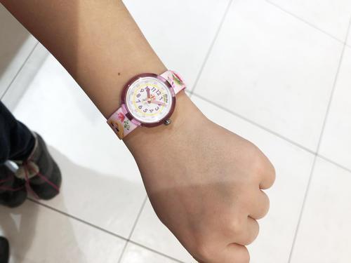 Flik Flak hodinky ZFLNP028 DISNEY RAPUNZEL  - 6