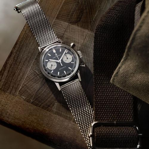 HAMILTON American Classic Intra-Matic Chronograph H H38429130  - 6