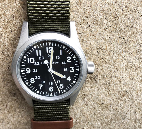 HAMILTON KHAKI FIELD mechanical H69439931  - 6