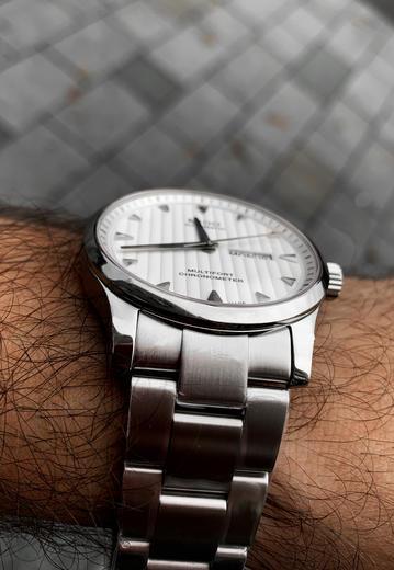 MIDO Multifort Chronometer M005.431.11.031.00  - 6