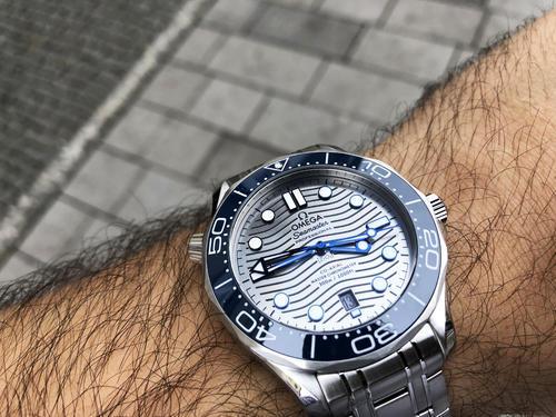 Omega Seamaster Diver 300M 210.30.42.20.06.001  - 6