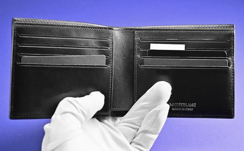 MONTBLANC peněženka M_Gram 4810 8cc 127439  - 6