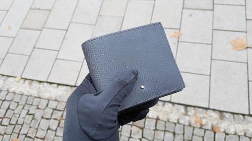 MONTBLANC peněženka Sartorial 4cc 116335  - 6