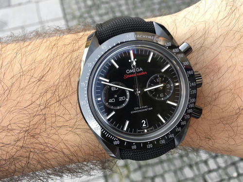 OMEGA Moonwatch Dark Side of the Moon 311.92.44.51.01.003  - 6