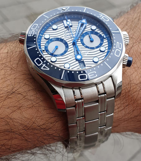 Omega Seamaster 44mm Chrono 210.30.44.51.06.001  - 6