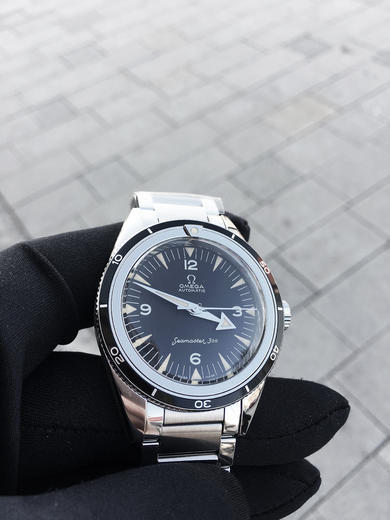 OMEGA Seamaster 300 The 1957 Trilogy limited edition 234.10.39.20.01.001  - 6