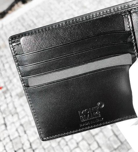 MONTBLANC peněženka Meisterstück Lizard 6cc 116293  - 6