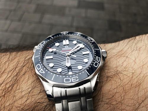Omega Seamaster Diver 300M 210.30.42.20.03.001  - 6