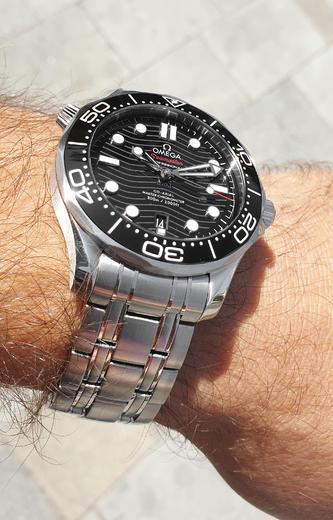Omega Seamaster Diver 300M 210.30.42.20.01.001  - 6